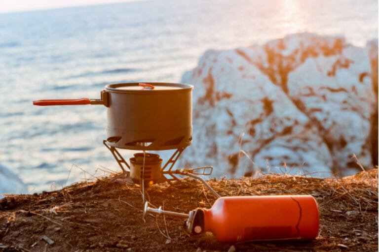 How to Boil Water While Camping