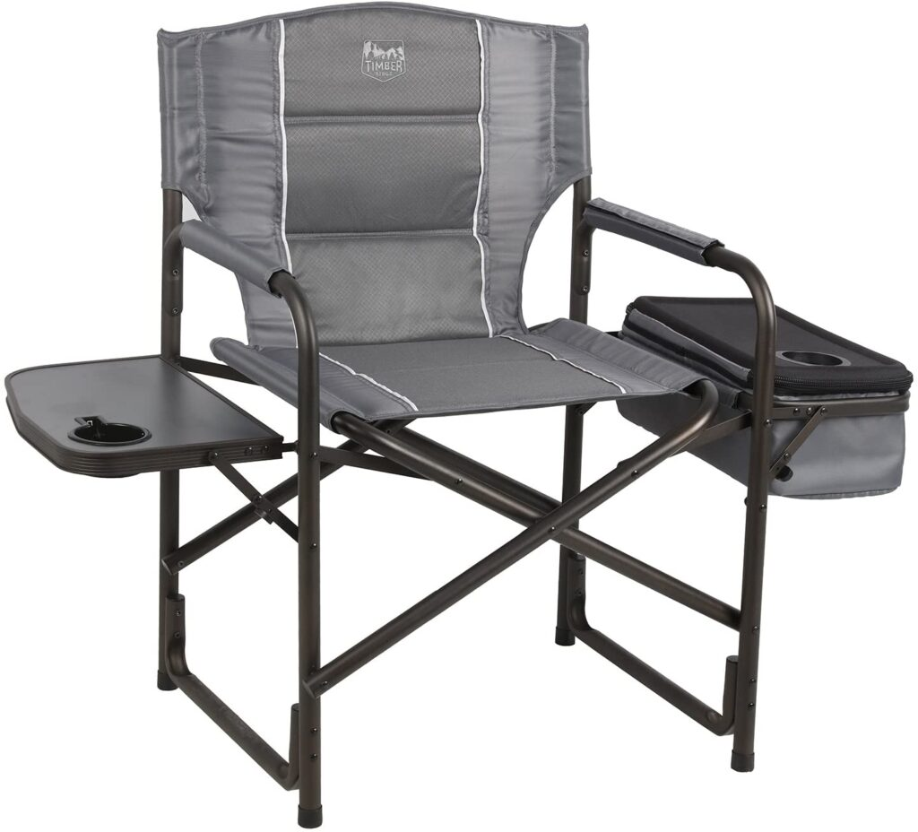 Best Camping Chairs With Side Table