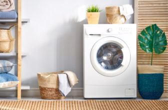 CAN YOU WASH A TENT IN A FRONT-LOADING WASHING MACHINE?
