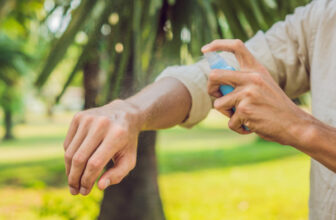 BEST WAYS TO KEEP MOSQUITOES AWAY WHILE CAMPING