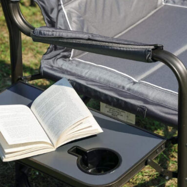 Top 7 Best Camping Chairs With Side Table