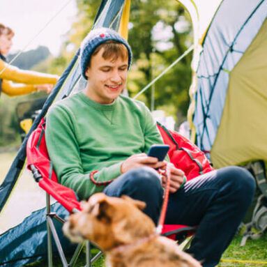 The Best Camping Chair for Bad Backs in 2021